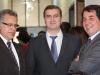 Francisco Alves Marques director nacional adjunto do SEF Carlos Patrício director regional de Lisboa e vale do Tejo SEF